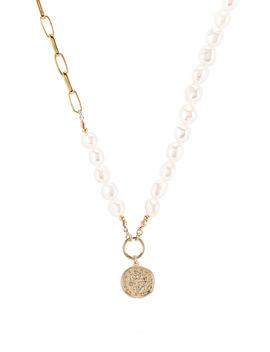 St. Tropez Necklace by Natalie B Jewelry