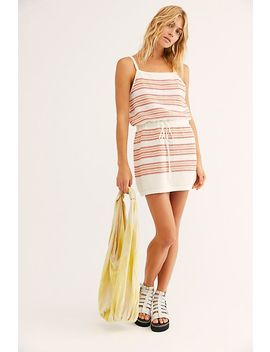Barefoot Mini Dress by Fp Beach