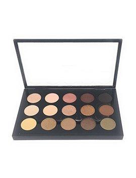 Mac Palette Eyeshadow X15 Warm Neutral by Mac