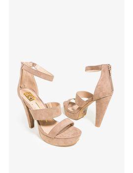 Brina Platform Heel by A'gaci