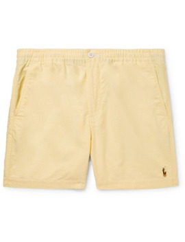 Prepster Cotton Oxford Shorts by Polo Ralph Lauren