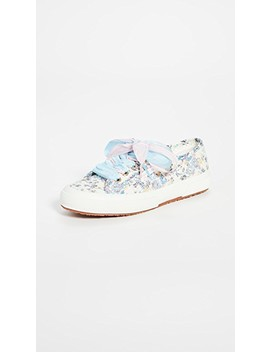 X Love Shack Fancy 2750 Barefoot Floral Sneakers by Superga