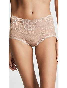 American Beauty Rose Panty by Hanky Panky