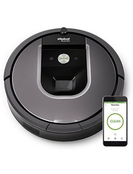 I Robot Roomba 960 Robotic Staubsauger by I Robot
