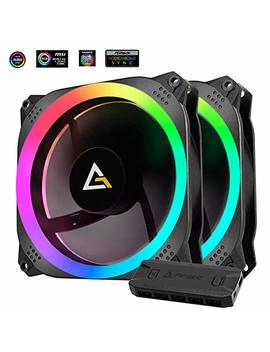 Antec Fan Prizm 140 Argb 2+C 2 In 1 Pack With Fan Controller Argb Retail by Antec