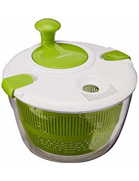 Cuisinart Ctg 00 Sas Salad Spinner, Green And White by Cuisinart