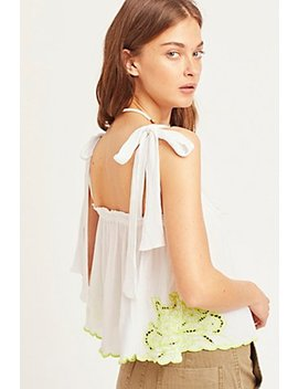 All Ways Embroidered Cami by Intimately