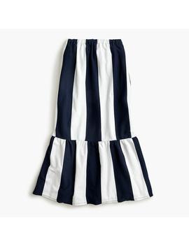 Mds Stripes X J.Crew Knit Skirt Dress by J.Crew