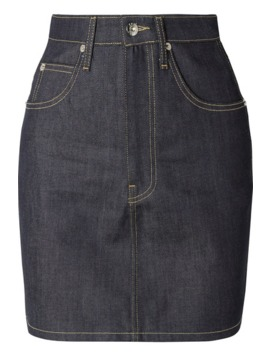 Tallulah Denim Mini Skirt by Eve Denim