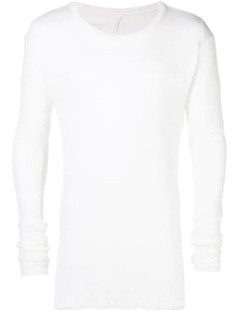Extended Long Sleeve T Shirt by Unravel Project
