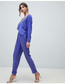 Y.A.S Wrap Jumpsuit by Y.A.S.