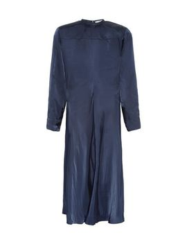 Jil Sander Robe Mi Longue   Robes by Jil Sander