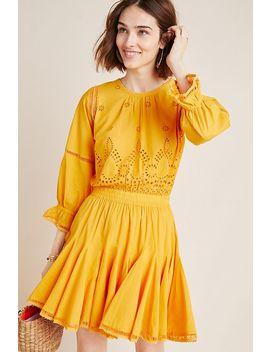Sunny Eyelet Dress by Misa