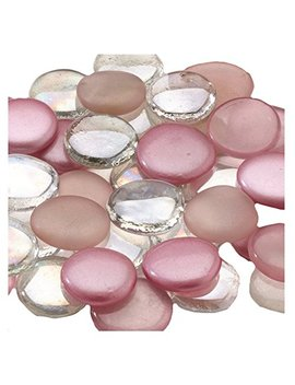 Lillian Rose Guest Book Alternative Pink Mixed Signing Stones by Lillian Rose