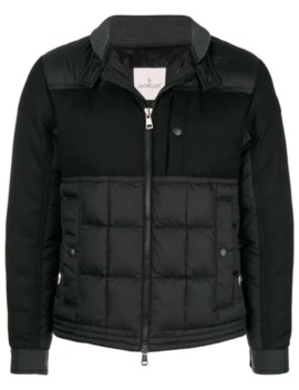 Zipped Jacket by Moncler