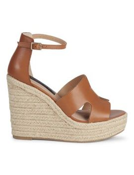 Sirena Espadrille Wedge Sandals by Steven By Steve Madden