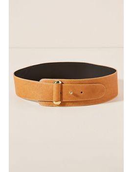 Asymmetrical Waist Belt by Raina Belts