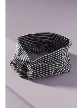 Iris Twist Headband by Anthropologie