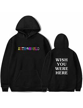 Travis Scotts Astroworld 3 D Game Hoodies Fashion Logo Print Cool And Fashion Clothes Men Clothes Women/Men Hoodies And Sweatshirts (Xl) by Sunblack