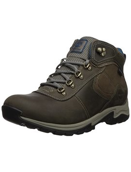 Timberland Women's Mt Maddsen Mid Leather Waterproof Hiking Boot by Timberland