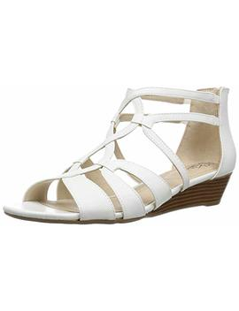 Life Stride Women's Yacht Wedge Sandal by Life Stride
