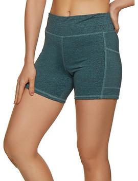 Side Pocket Bike Shorts by Rainbow