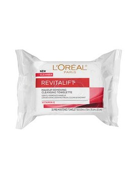 Radiant Smoothing Wet Cleansing Towelettes by L'oréal Paris