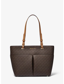 Bedford Medium Logo Tote Bag by Michael Michael Kors