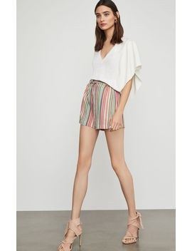 Drape Sleeve Top by Bcbgmaxazria
