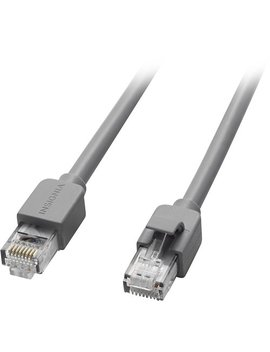 50' Cat 6 Network Cable   Gray by Insignia™