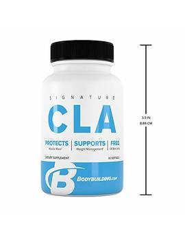 Bodybuilding Signature Cla Softgels | 1,000 Mg Fat Loss Supplement, Maintain Lean Muscle | 90 Servings by Bodybuilding.Com