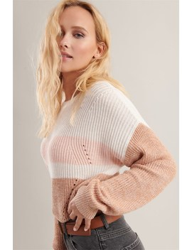 The Belle Sweater by Garage