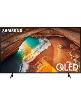"""55"""" Class   Led   Q60 Series   2160p   Smart   4 K Uhd Tv With Hdr by Samsung"""