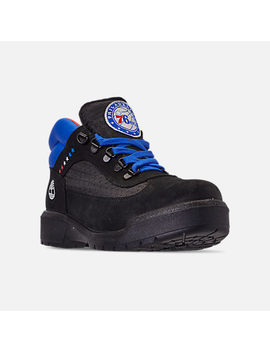 Men's Timberland Philadelphia 76ers Nba Field Boots by Timberland