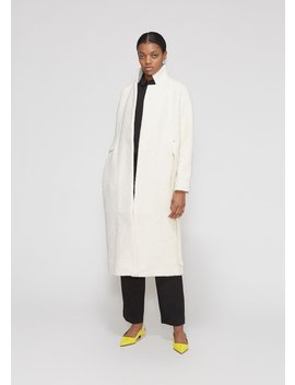 Fenn Coat by Ganni