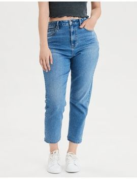 Stretch Curvy Mom Jean by American Eagle Outfitters