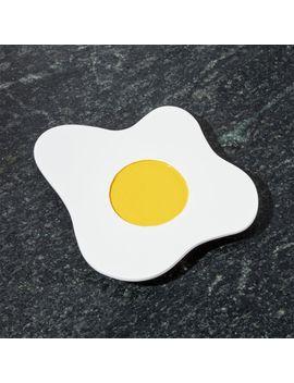 Egg Trivet by Crate&Barrel