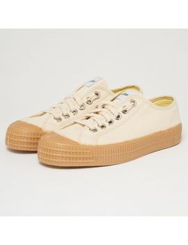 Star Master Sneakers   Beige by Novesta Footwear