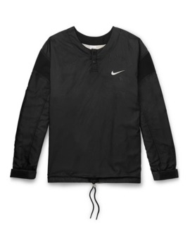 + Fear Of God Shell Henley Top by Nike
