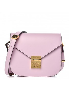 Mcm Calfskin Patricia Crossbody Bag Prism Pink by Mcm