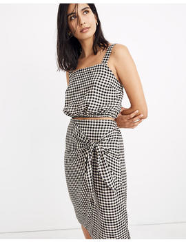 Tavik® Gingham Ginny Top by Madewell