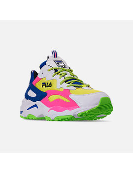 Men's Fila Ray Tracer 90 S Qs Casual Shoes by Fila