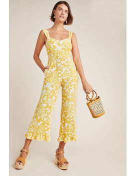 Faithfull Kasbah Floral Jumpsuit by Faithfull