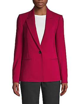 Duke Crepe Blazer by A.L.C.