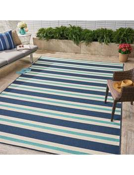 Ronan Indoor/ Outdoor Geometric Area Rug By Christopher Knight Home by Christopher Knight Home