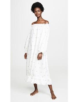 Lounge Linen Dress by Sleeper