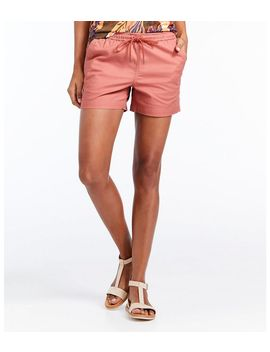 signature-pull-on-shorts by llbean