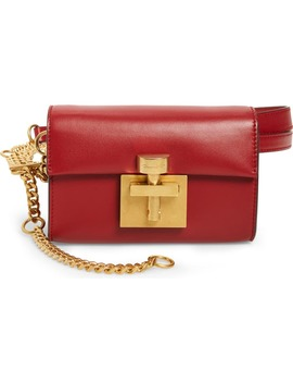 alibi-leather-belt-bag by oscar-de-la-renta