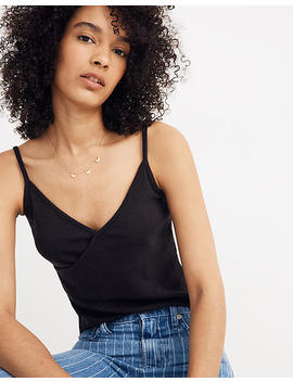 Wrap Cami Top by Madewell