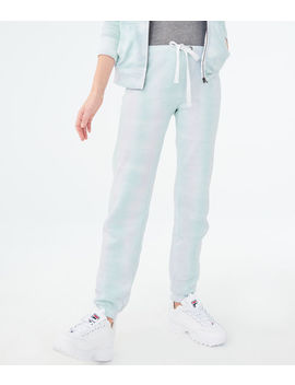 "Tie Dye Aeropostale ""A"" Cinch Sweatpants by Aeropostale"